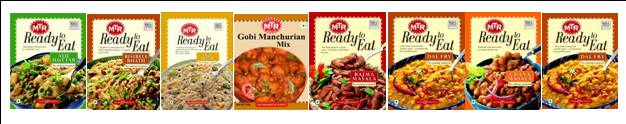 MTR ready to Eat Products