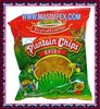 Spicy Plantain Chips 85g