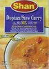 Shan Dopiaza/Stew Curry 50g