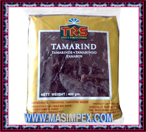 Tamarind without Seeds 400g