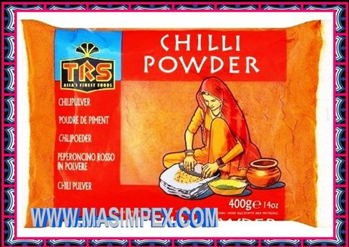 TRS Chilli Powder Extra Hot 400g