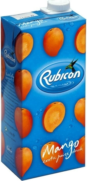 Mango Juice 1 Liter Rubicon Indian And African Grocery Store