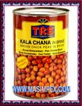 TRS Boiled Black Chickpeas 400g