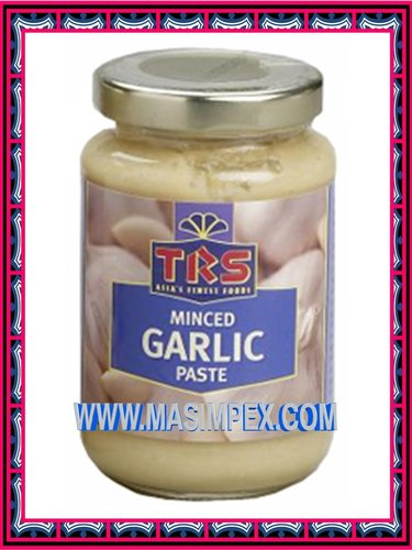 TRS Knoblauch Paste 300g